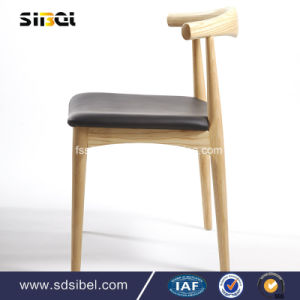 Modern Living Room Hotel Coffee Shop Furniture Restaurant Wooden Dining Chair Sbe-CZ0632 pictures & photos