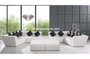 Big Size Living Room Sofa Bed (LZ-229) pictures & photos