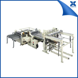 Autmatic Food Tin Can Cutter Cutting Slitter Machine pictures & photos