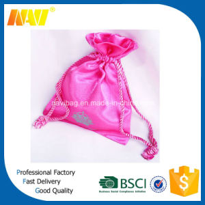 2016 Fashion Satin Jewelry Bag Drawstring pictures & photos