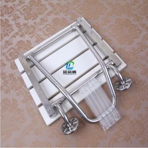 160kg Load Safety Shower Seat Elderly Bathroom Chair pictures & photos