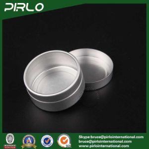 15g 1/2oz Small Portable Round Shape Aluminum Empty Skin Care Cream Jar pictures & photos