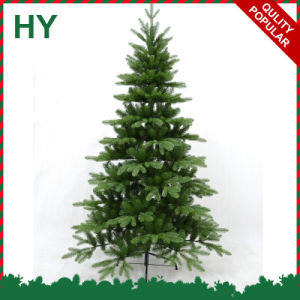 Big Outdoor Decorate Christmas Tree