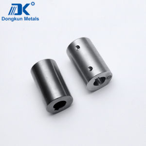 C45 Steel Machining Joiner with Zinc Plating pictures & photos