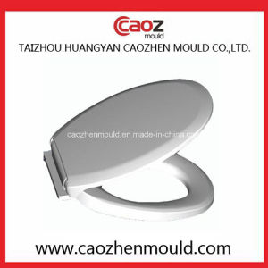 Plastic Toilet Seat Cover Mold in China pictures & photos