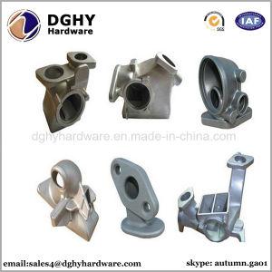 Aluminum Parts Die Cast Zinc Pressure Casting with Powder Coating