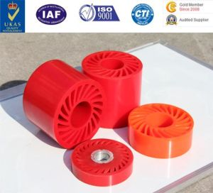 Factory Wholesale PU The Sun Wheel Paper Twist Wheels pictures & photos
