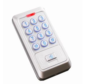 Keypad Standalone Single Door Access Controller with 7600 User pictures & photos