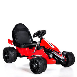 Electric Ride-on Children′s Toy Car- Red Kart pictures & photos