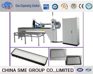 Gasket Foaming Machine for Cabinet pictures & photos