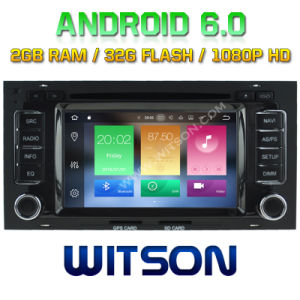 Witson Eight Core Android 6.0 Car DVD for VW Touareg 2002-2010 pictures & photos