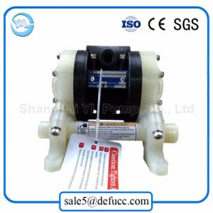 Micro Plastic Air Operated Double Diaphragm Pump pictures & photos