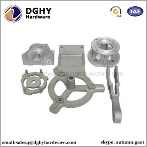Gear Box Iron Stainless Steel Casting Machining Parts for Car