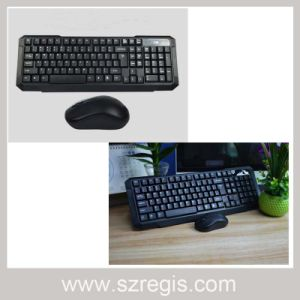2.4G Wireless Office Games Keyboard and Mouse Set Computer Accessories pictures & photos