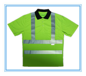 High Visibility/Hig Vis Reflective Safety Polo Shirt / Jacket From Factory pictures & photos