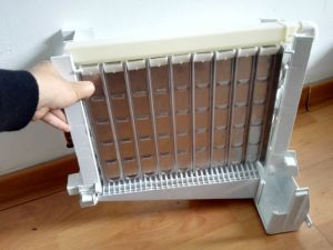 40/60/90/300kg Crescent Ice Cube Evaporator with Accessories pictures & photos