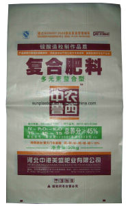 PP Woven Bag for Animal′s Feed