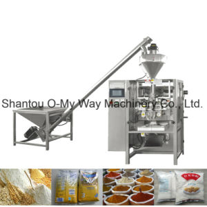 Pillow Bag Corn Meal Powder Vertical Packing Machine pictures & photos