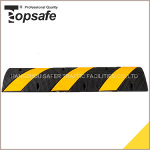 Traffic Road Rubber Speed Hump (S-1113) pictures & photos