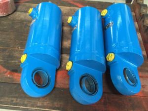 Customized Hydraulic Cylinder for Concrete Machine pictures & photos