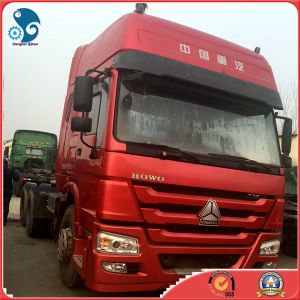 6X4 Used HOWO Sinotruk Tractor Truck for Sale pictures & photos