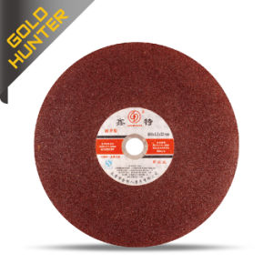 2017 New Big Size Cutting Wheel for All Metal 350 pictures & photos