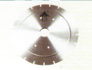 Steel Core Multicut Diamond Log Saws Circular Blades pictures & photos