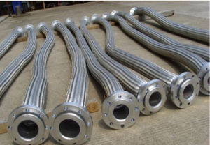 Quick Coupling Flexible Metal Hose pictures & photos