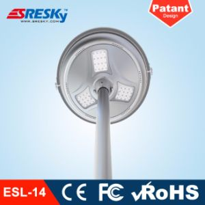Waterproof Modern Solar Garden Lamp Outdoor LED Street Light pictures & photos