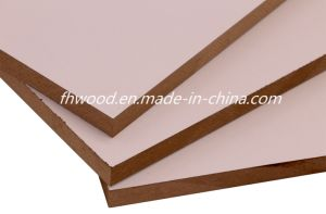 Decorative Melamine Faced MDF Board pictures & photos