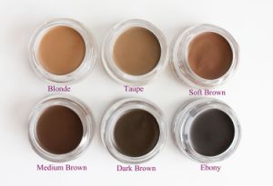 Single Palm Makeup Cream Eye Brow Powder pictures & photos