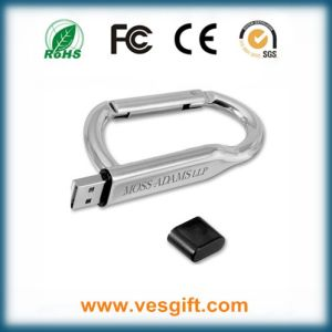 32GB Gadget Metal USB Pendrive with Free Sample pictures & photos