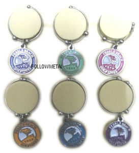 Wine Charms Ring for South Africa with Grape Logo Different Color pictures & photos