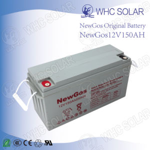Solar Battery 12V 150ah Deep Cycle Solar Power Battery pictures & photos