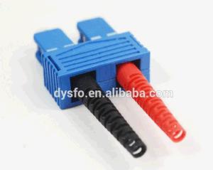 Sc Fiber Connector Sm Duplex Blue pictures & photos