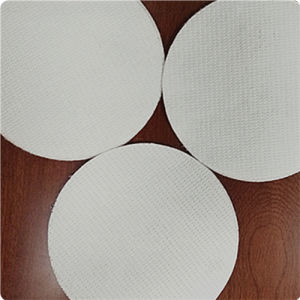180g RPET Ployester White Stitch Bonded Non Woven Fabric for Pet Bags
