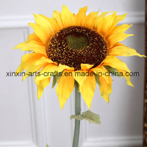 Cheap Sunflower Artificial Flowers with Different Sizes
