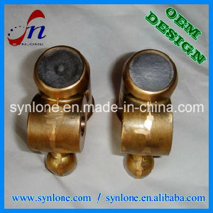 Forging and Machining Brass Pipe Fitting pictures & photos