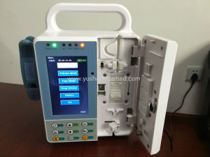 Ce/ISO/FDA Approved Medical Equipment Multifuction Portable Digital Infusion Pump pictures & photos