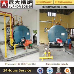 China Industrial Automatic Gas or Oil Fired Heating Hot Water Boiler pictures & photos