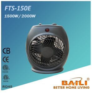1500W & 2000W Fan Heater with Thermostat pictures & photos