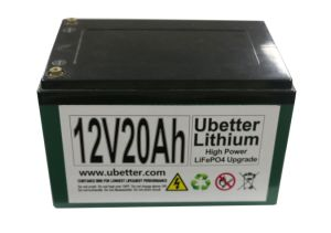 Rechargeable Solar LiFePO4 Battery for Solar Street Light Energy Storage pictures & photos