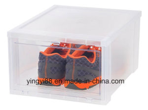 New Drop Front Shoe Box with SGS Certificate (YYB-089) pictures & photos