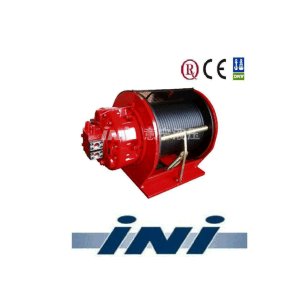 Ini 50 Kn 5 Ton Winch Hydraulic Truck Winch pictures & photos