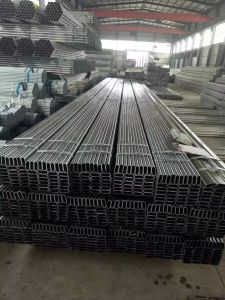 Structure Steel Pipe for Parking Lots and Shed pictures & photos