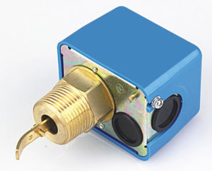 Two Connection Hole Water Flow Switch (HTW-LKB-01B) pictures & photos