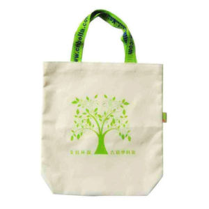 Promotional Printing Cotton Shopping Canvas Bag pictures & photos
