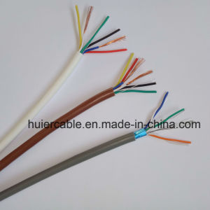 Security Alarm Cable with Shield and Fire-Resistant PVC/Lsoh pictures & photos