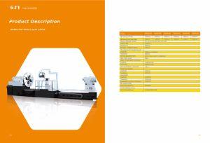 CNC Heavy Duty Lathe Skz61160 Series pictures & photos