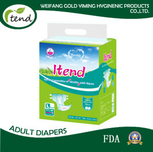 OEM Adult Diaper Brief China Supplier Manufacturer High Absorption Quality Wholesale Nappies pictures & photos
